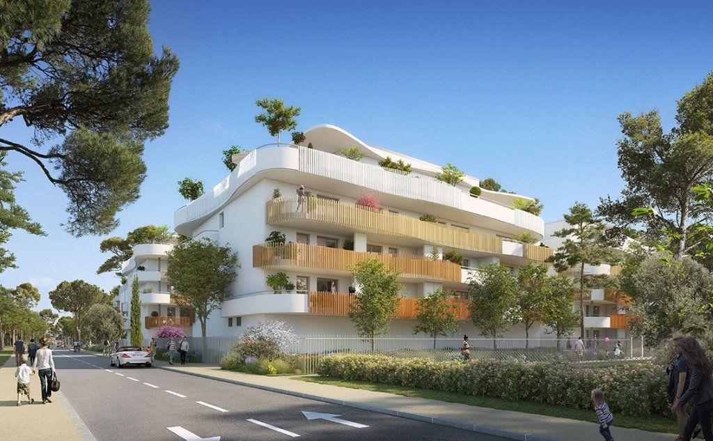 Appartement à vendre 2 39.2m2 à Sérignan vignette-1