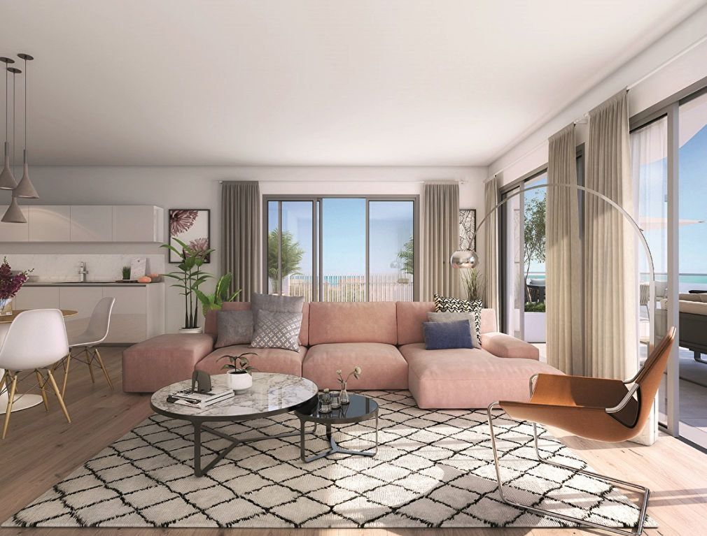 Appartement à vendre 2 39.2m2 à Sérignan vignette-3