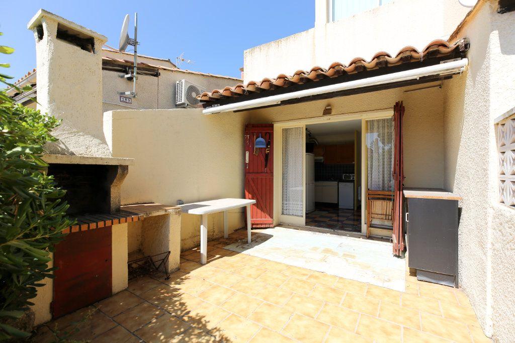 Maison à vendre 3 35m2 à Le Cap d'Agde - Agde vignette-1