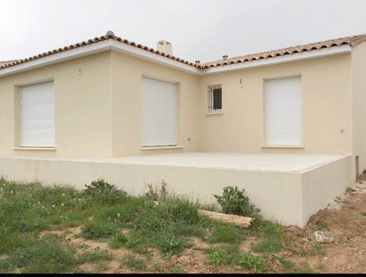 Maison à vendre 4 89m2 à Saint-Thibéry vignette-1
