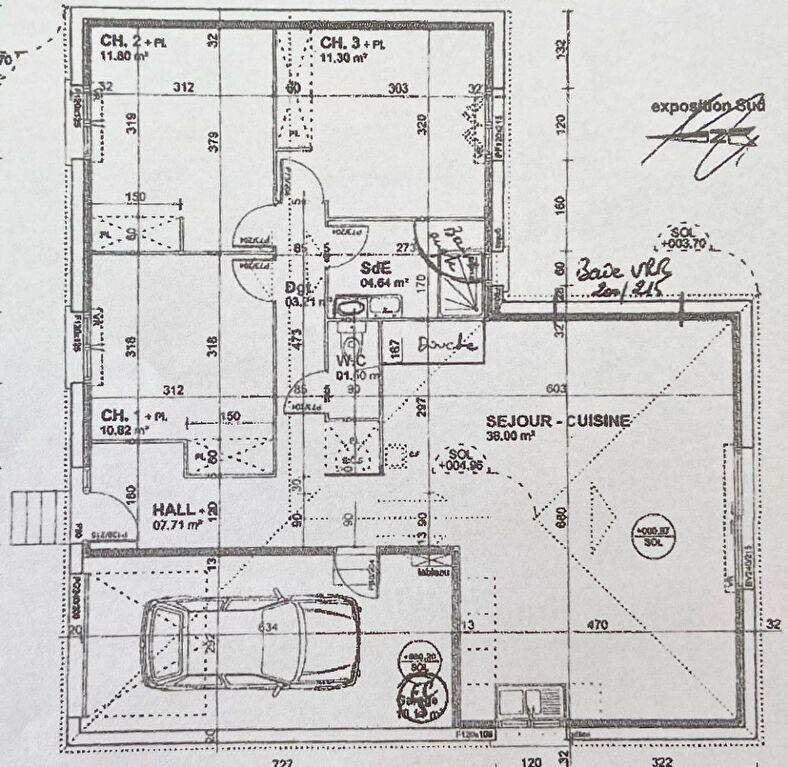 Maison à vendre 4 89m2 à Saint-Thibéry vignette-2