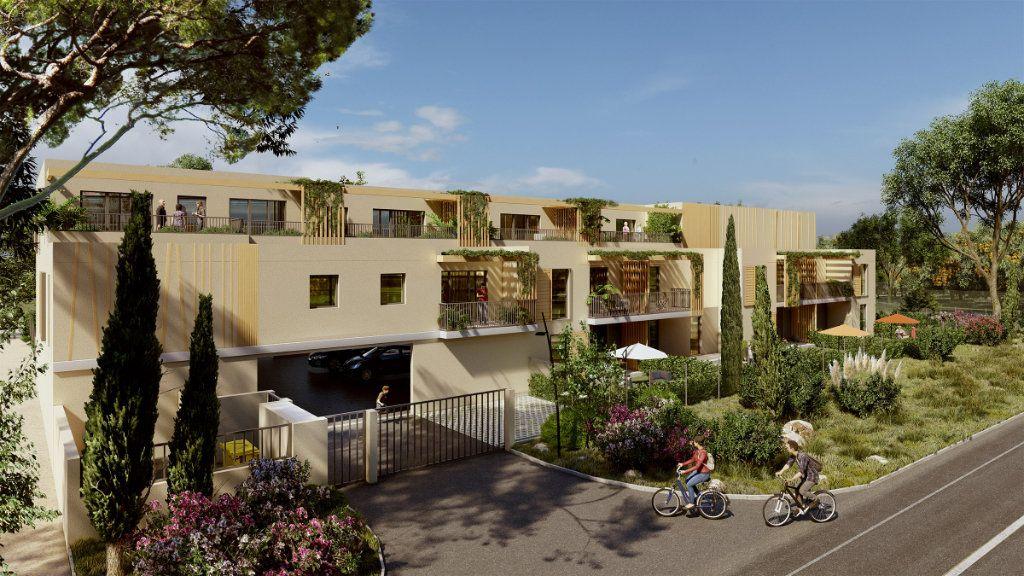 Appartement à vendre 2 39.43m2 à Agde vignette-2