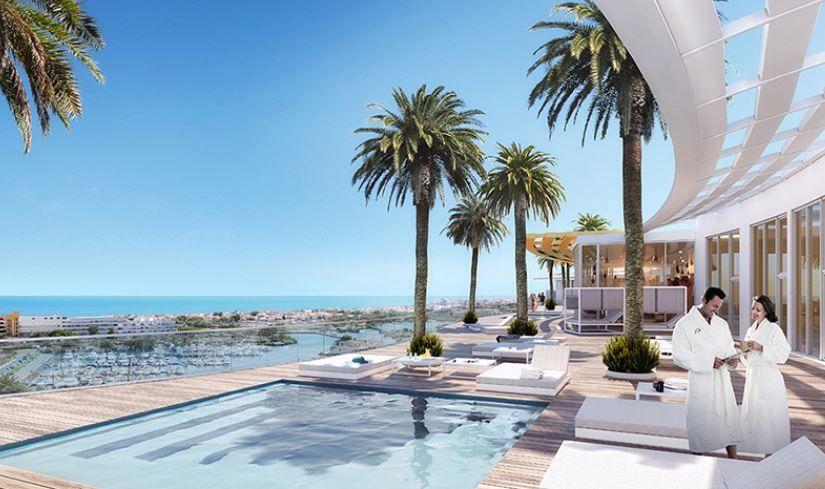 Appartement à vendre 1 35.7m2 à Le Cap d'Agde - Agde vignette-2