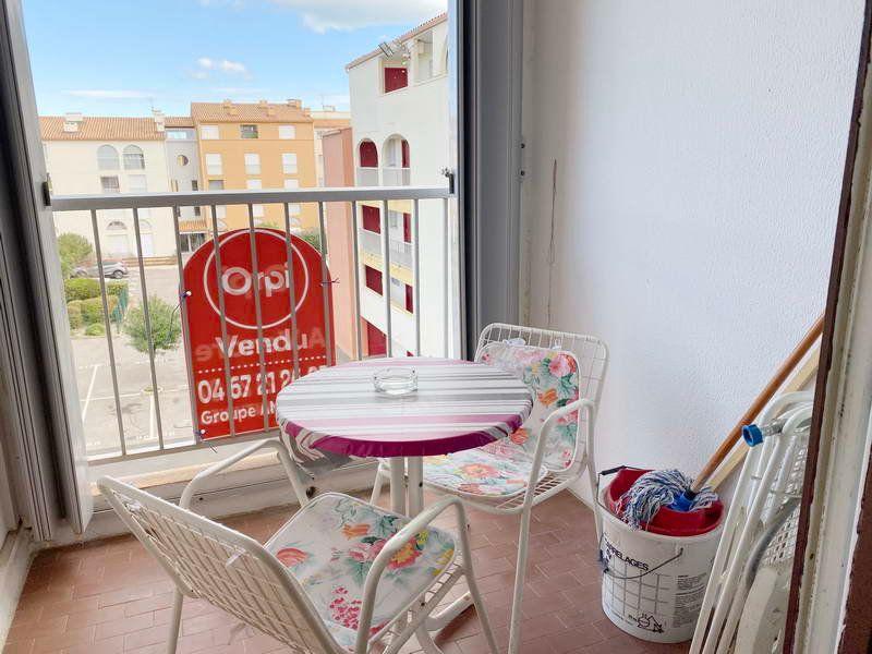 Appartement à vendre 3 45.14m2 à Le Cap d'Agde - Agde vignette-6