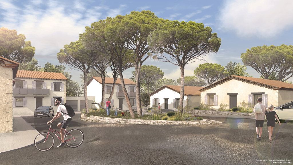Maison à vendre 4 106m2 à Boujan-sur-Libron vignette-2