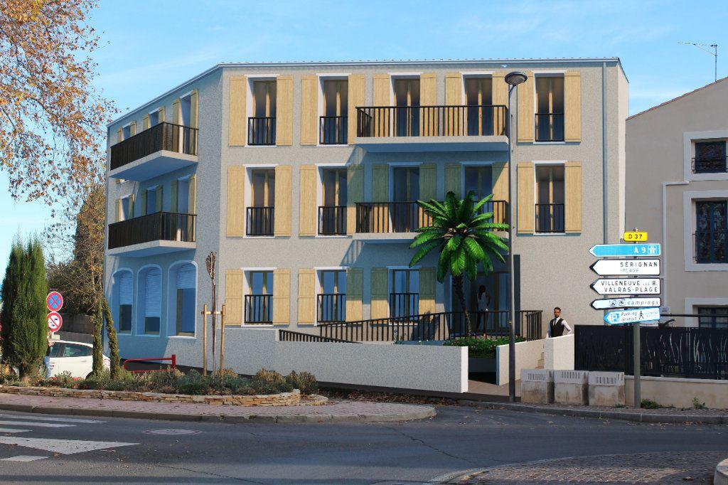Appartement à vendre 3 56m2 à Sérignan vignette-1