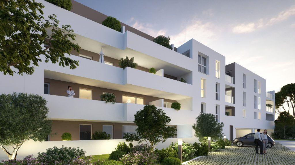 Appartement à vendre 2 50.9m2 à Agde vignette-1