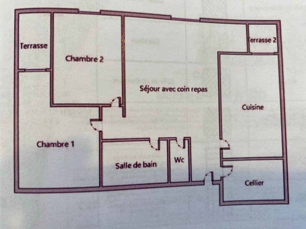 Appartement à vendre 3 58.21m2 à Agde vignette-7