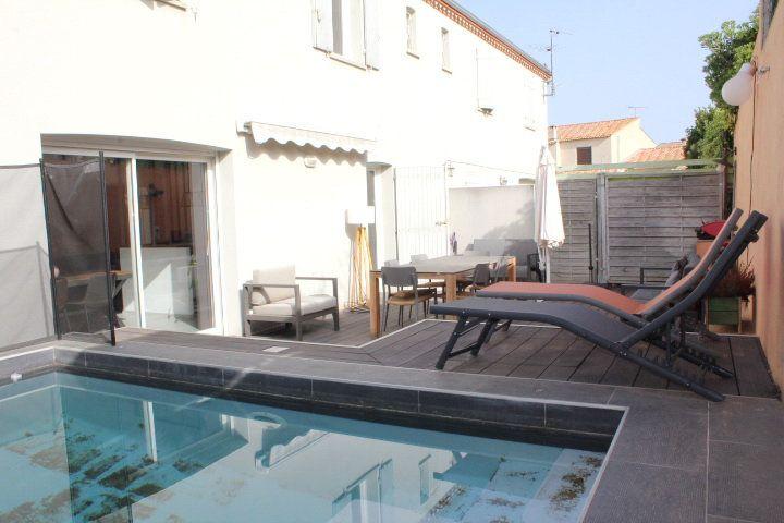 Maison à vendre 5 110m2 à Boujan-sur-Libron vignette-1