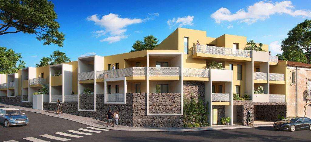 Appartement à vendre 2 36.62m2 à Agde vignette-1