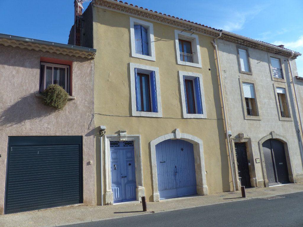 Maison à vendre 5 194m2 à Thézan-lès-Béziers vignette-1