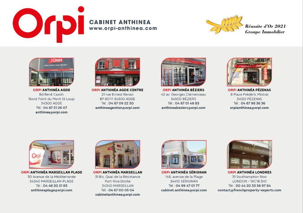 Maison à vendre 4 150m2 à Agde vignette-17