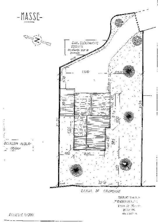 Maison à vendre 6 183m2 à Salon-de-Provence plan-4