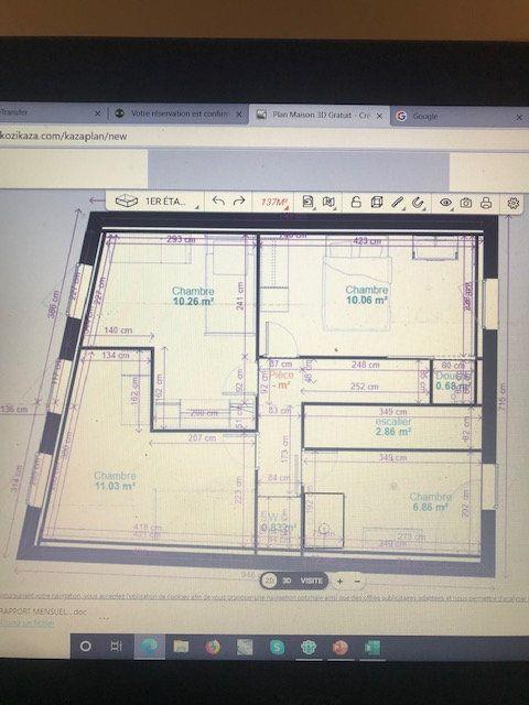 Maison à vendre 6 155m2 à Tourcoing plan-1
