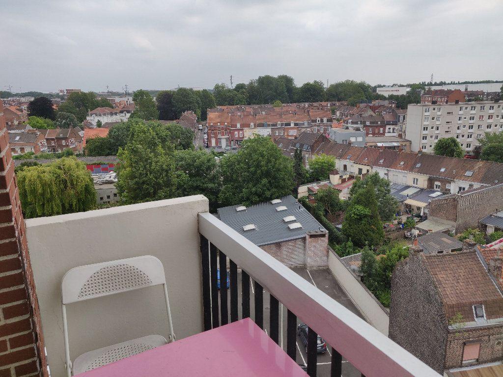 Appartement à vendre 2 44.41m2 à Lille vignette-1