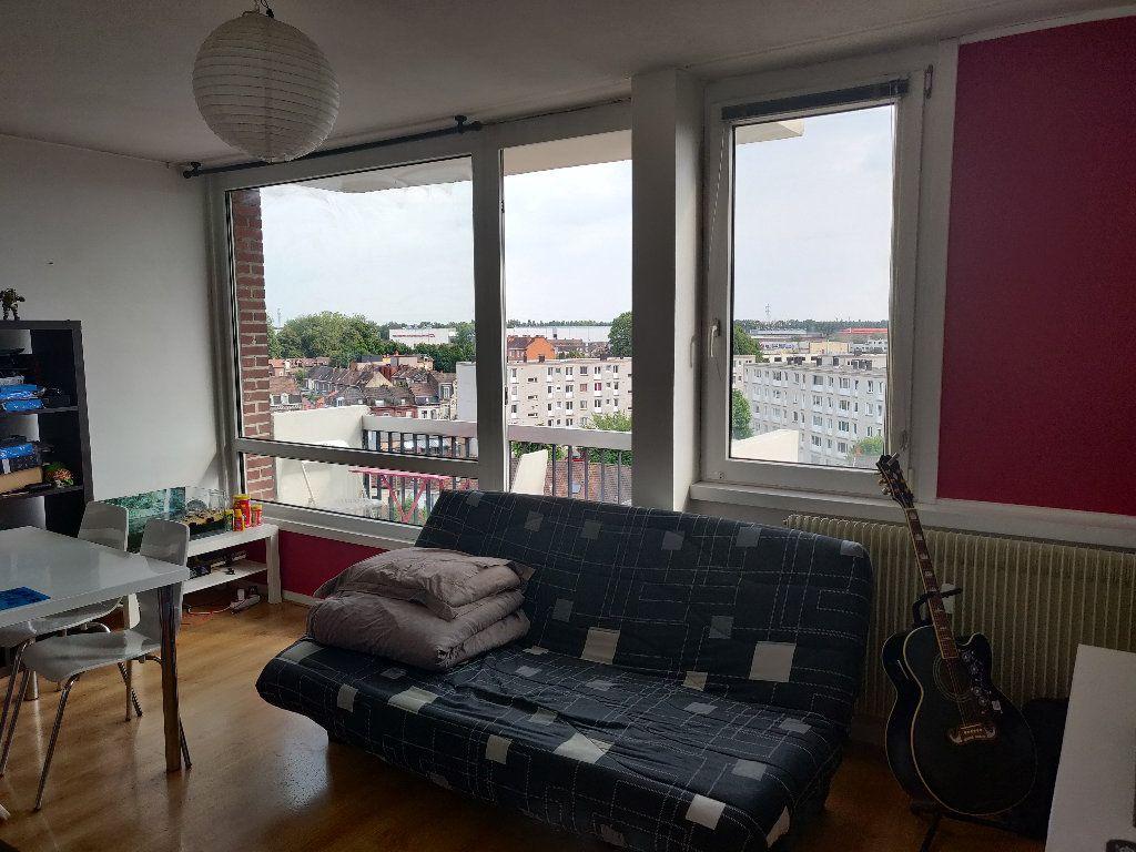 Appartement à vendre 2 44.41m2 à Lille vignette-2