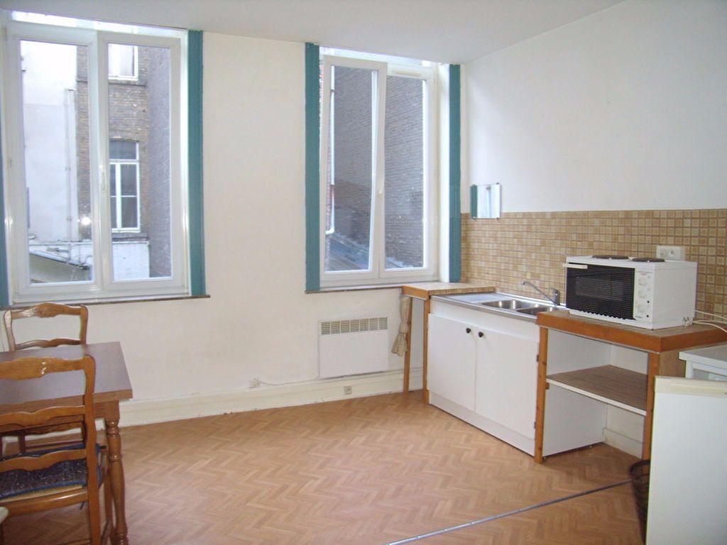 Appartement à louer 2 35.37m2 à Lille vignette-1