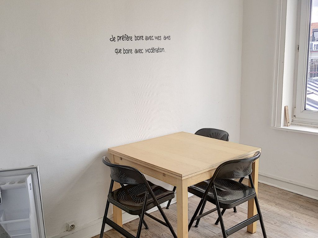 Appartement à louer 1 24.96m2 à Lille vignette-2