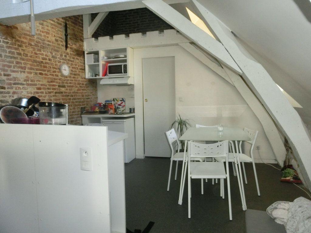 Appartement à louer 1 20.01m2 à Lille vignette-1