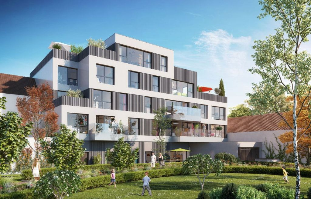 Appartement à vendre 4 106.7m2 à Lille vignette-1