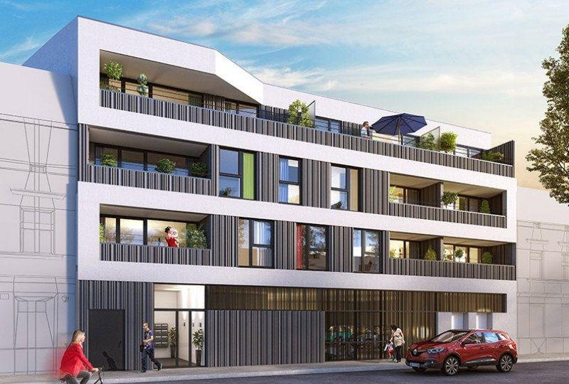 Appartement à vendre 4 106.7m2 à Lille vignette-2