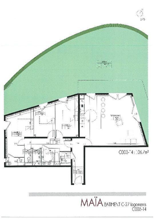 Appartement à vendre 4 106.7m2 à Lille vignette-4