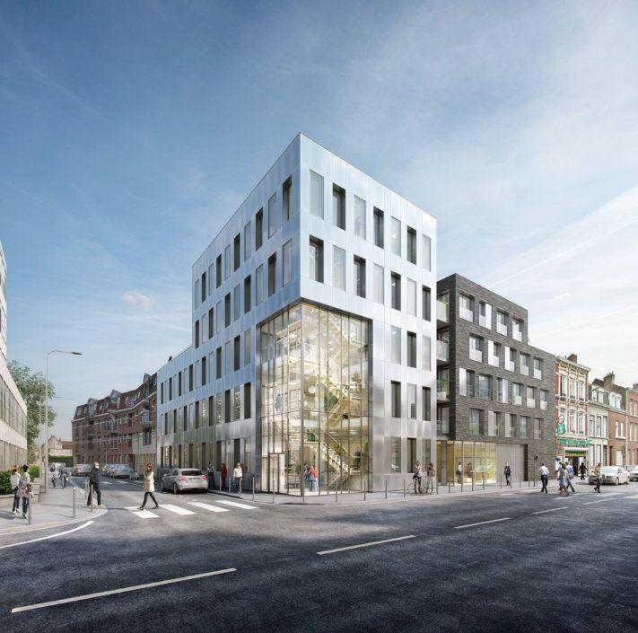 Appartement à vendre 2 42.21m2 à Lille vignette-1