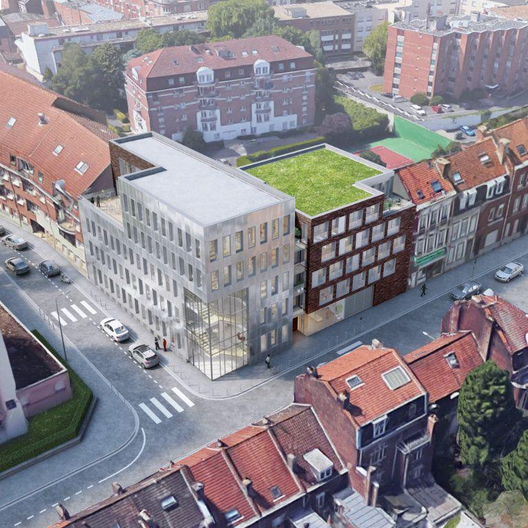 Appartement à vendre 2 42.21m2 à Lille vignette-2