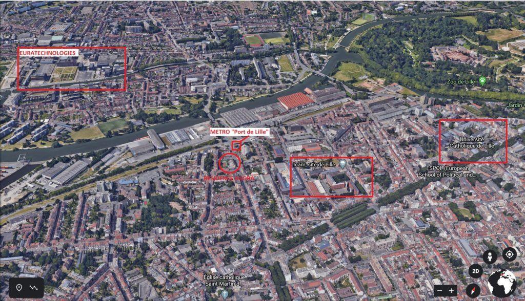 Appartement à vendre 2 42.21m2 à Lille vignette-5
