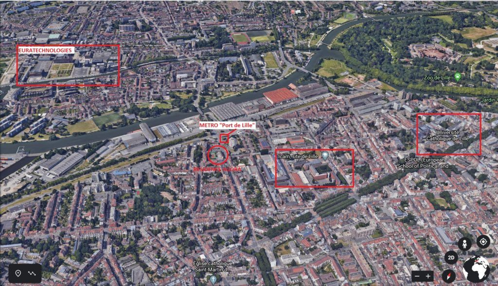 Appartement à vendre 3 66.63m2 à Lille vignette-6