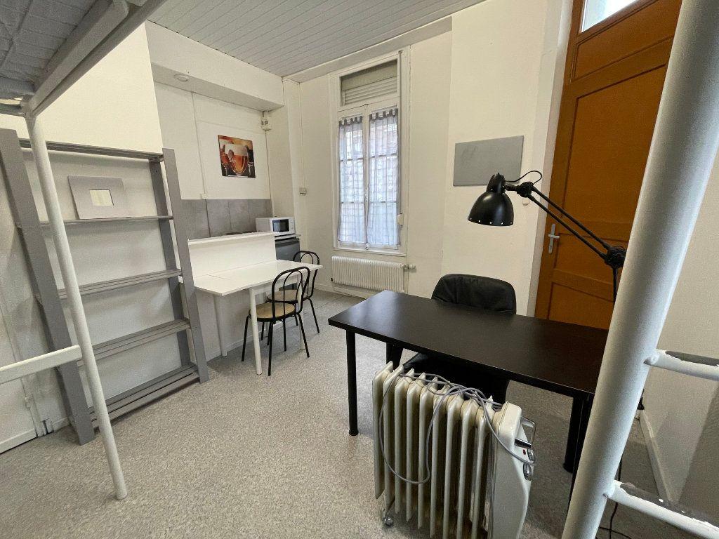 Appartement à louer 1 16.4m2 à Lille vignette-3
