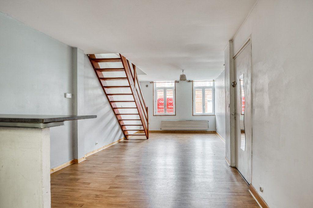 Appartement à vendre 3 56m2 à Faches-Thumesnil vignette-6