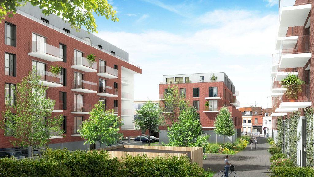 Appartement à vendre 2 42.4m2 à Roubaix vignette-1