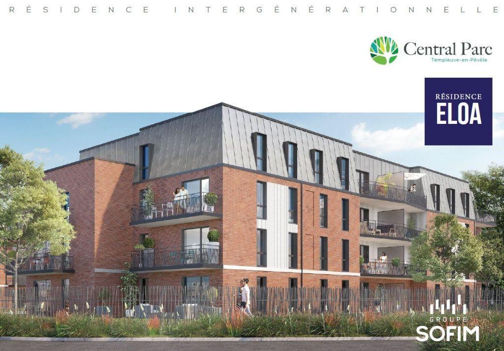 Appartement à vendre 2 41.27m2 à Templeuve vignette-1