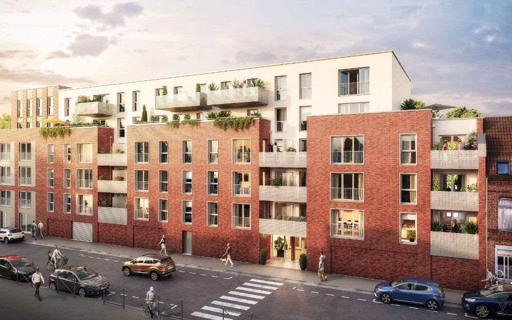 Appartement à vendre 3 58.6m2 à Roubaix vignette-1