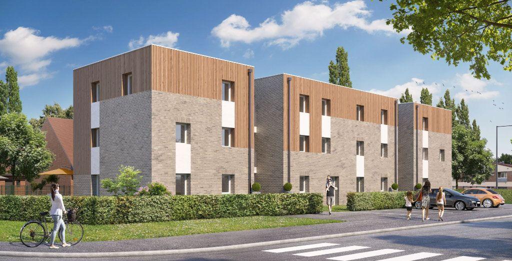 Appartement à vendre 2 49m2 à Valenciennes vignette-1