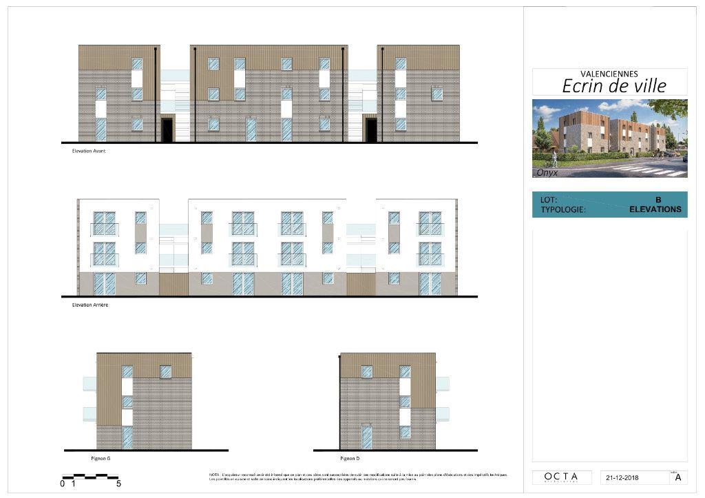 Appartement à vendre 2 49m2 à Valenciennes vignette-2