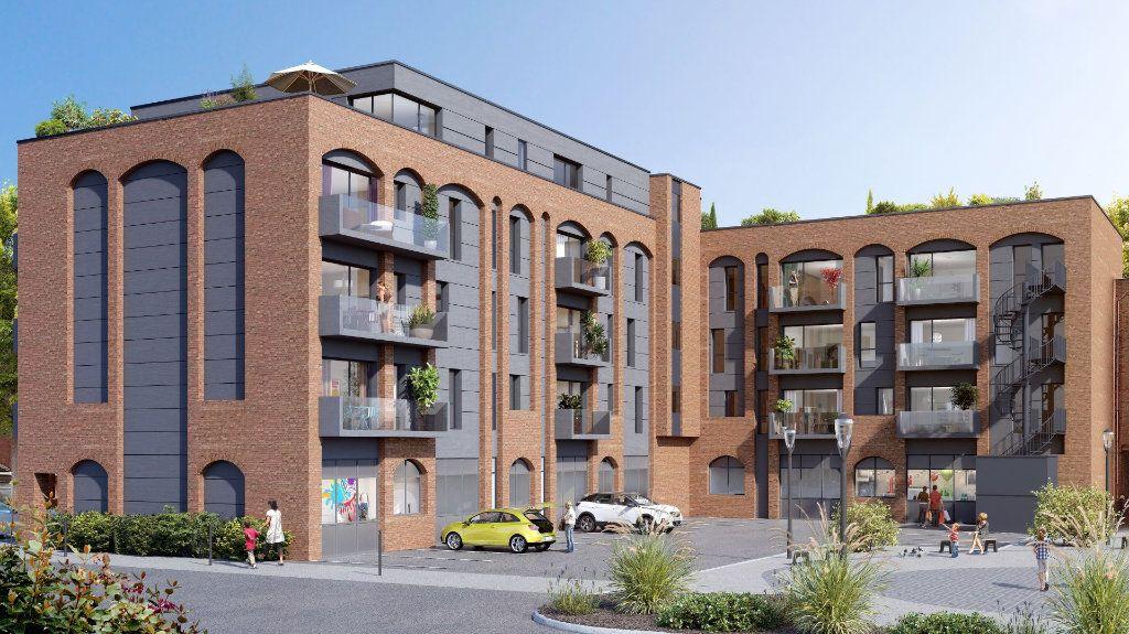 Appartement à vendre 3 74.5m2 à Villeneuve-d'Ascq vignette-1