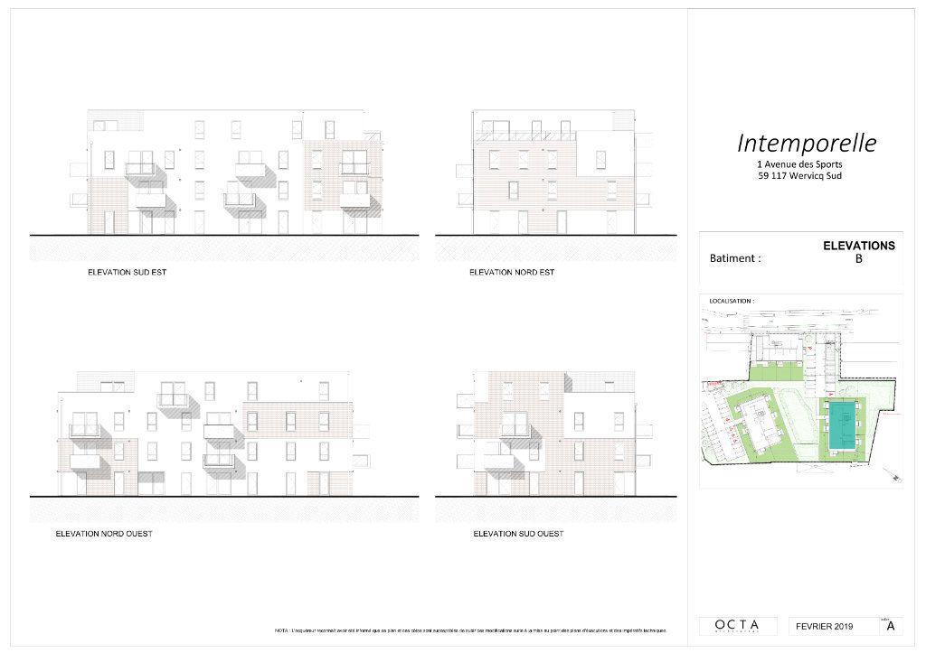 Appartement à vendre 2 35.4m2 à Wervicq-Sud vignette-5
