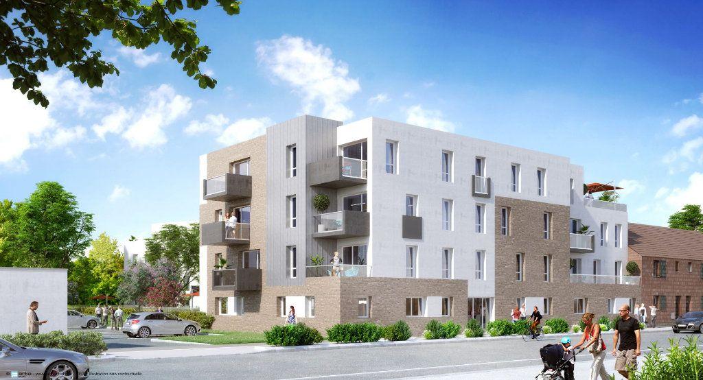 Appartement à vendre 3 62.15m2 à Wervicq-Sud vignette-1
