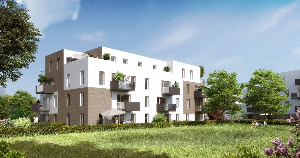 Appartement à vendre 3 62.15m2 à Wervicq-Sud vignette-2