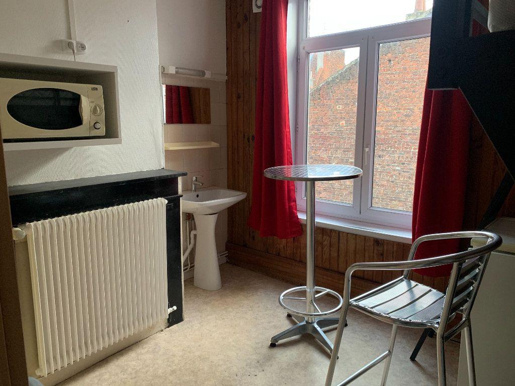 Appartement à louer 1 11m2 à Lille vignette-1
