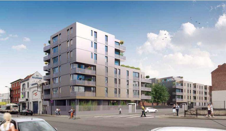 Appartement à vendre 4 79.66m2 à Lille vignette-1