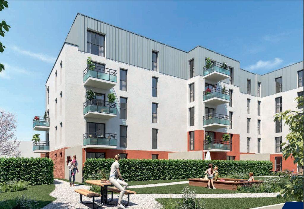 Appartement à vendre 2 51.5m2 à Lille vignette-2