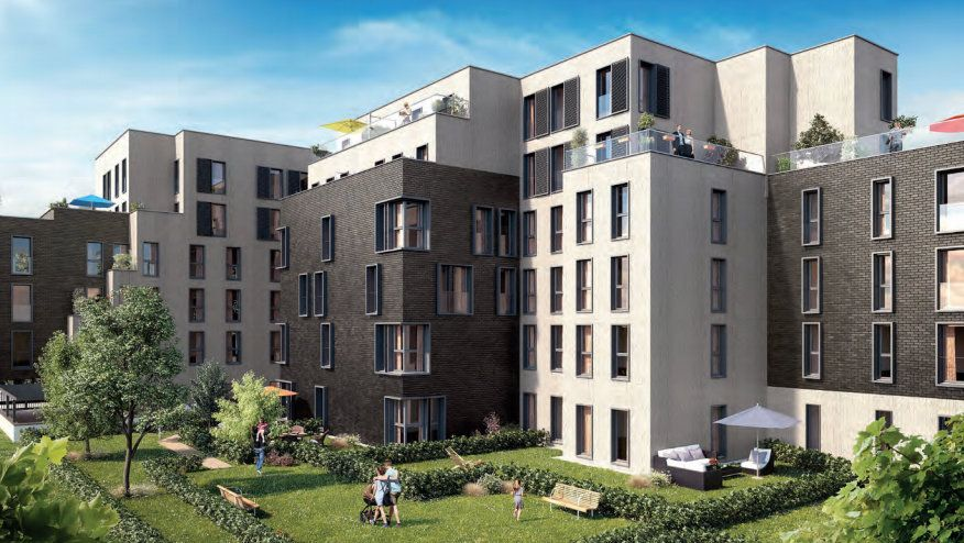 Appartement à vendre 3 66.55m2 à Lille vignette-1