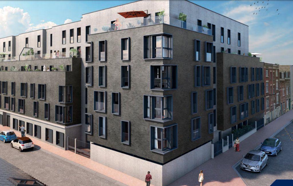 Appartement à vendre 3 66.55m2 à Lille vignette-2