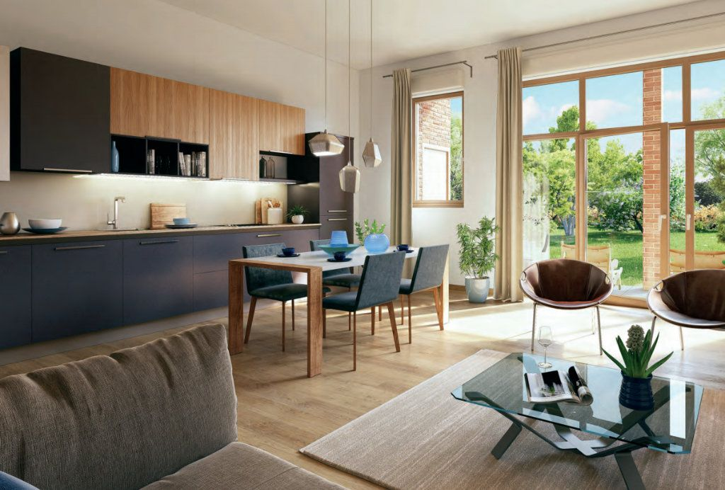 Appartement à vendre 4 78.25m2 à Lille vignette-4