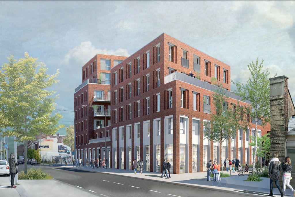 Appartement à vendre 4 89.5m2 à Lille vignette-1
