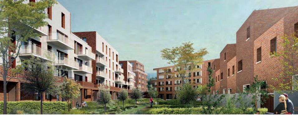 Appartement à vendre 4 89.5m2 à Lille vignette-2