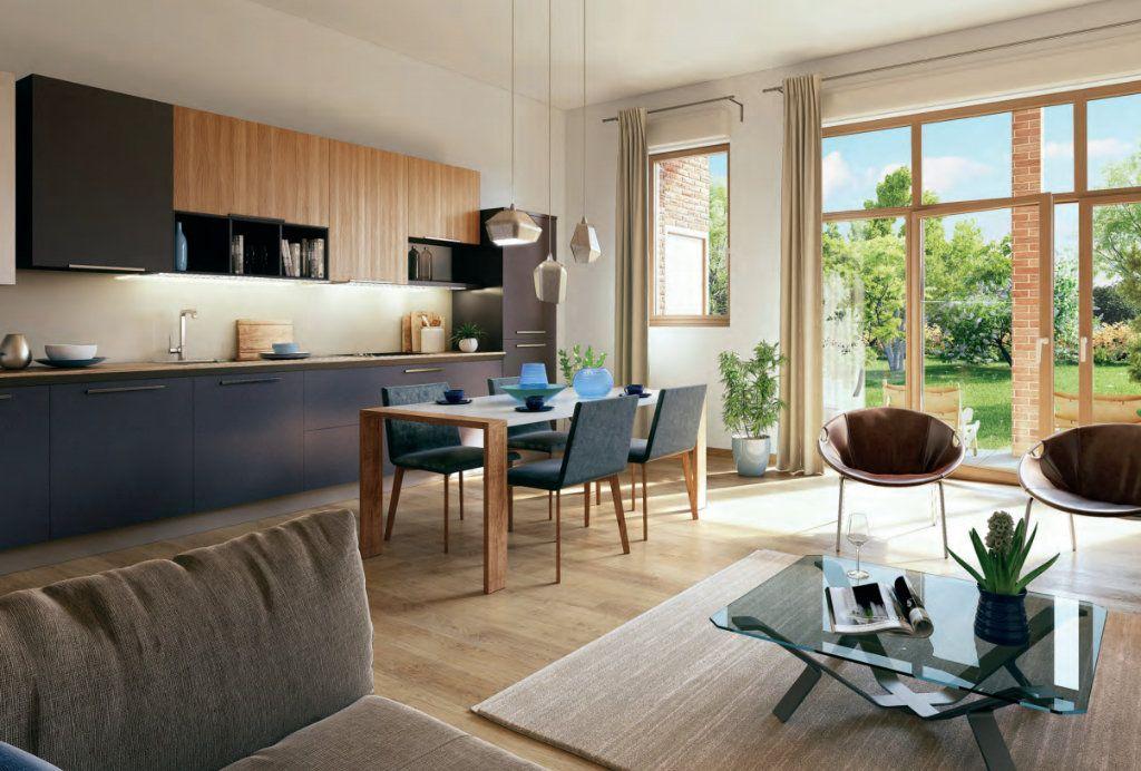 Appartement à vendre 4 89.5m2 à Lille vignette-4